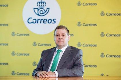 El presidente de Correos visita la Dirección de Zona de Andalucía, Ceuta y Melilla