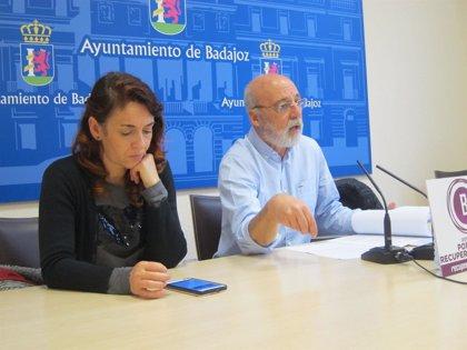 Remigio Cordero se presentará a las primarias de Podemos para designar al candidato a la Alcaldía de Badajoz