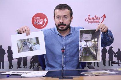 """PSOE urge a Núñez a rechazar el Memorándum si quiere defender los intereses de C-LM """"y no los de Casado"""""""