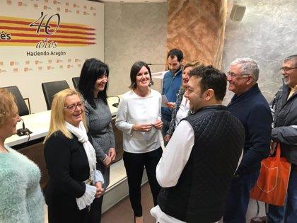 Elena Allué se presenta a la primarias del PAR para que el aragonesismo vuelva al Ayuntamiento