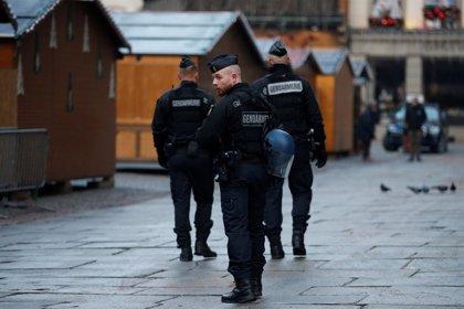 """La Fiscalía confirma la tesis terrorista en Estrasburgo y culpa a un francés """"radicalizado"""" con 27 condenas"""