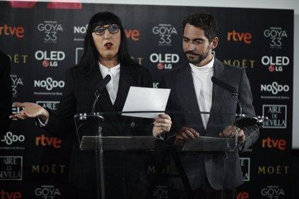 AMP.- 'El reino' y 'Campeones' lideran las nominaciones a los Goya