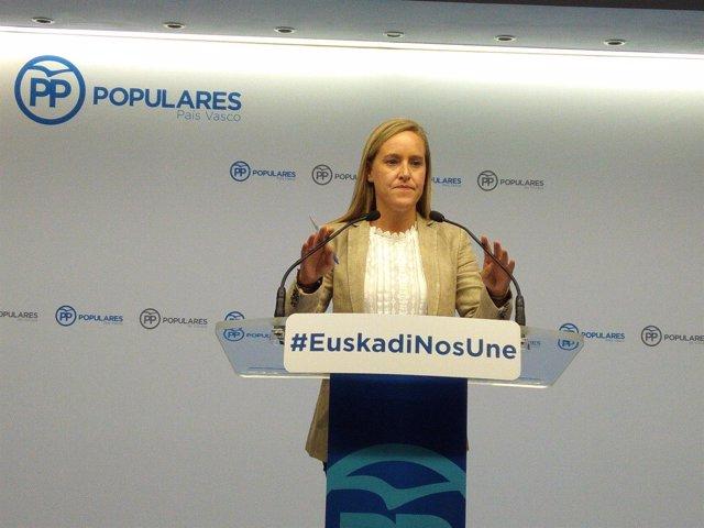 Foto de archivo de Amaya Fernández