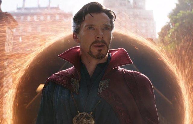 Benedict Cumberbatch En Doctor Strange