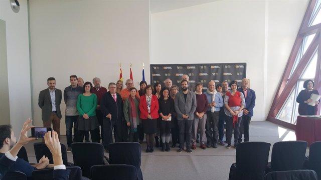 El Gobierno de Aragón incrementa las ayudas a cooperación al desarrollo