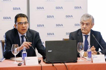 BBVA Research estima que el PIB de Navarra crecerá un 2,8% en 2018 y un 2,6% en 2019