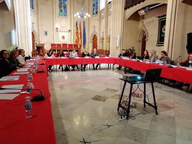 Reunión de Salud con la consellera Patricia Gómez