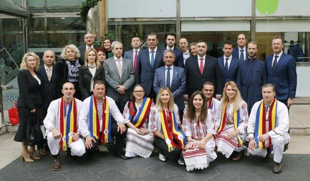 Cantabria estrecha lazos con la región rumana de Constanza