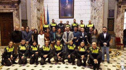 Europa Press Comunitat Valenciana, Arturo Checa y Carlos Navarro, premios periodísticos de la Policía Local de València