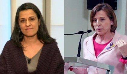EL TC rechaza los recursos de Gabriel y Forcadell sobre la falta de competencia del Supremo para juzgar el 'procés'