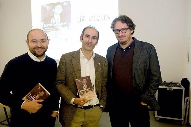 Participantes en la compilación 'Estampas' de Antonio Núñez de Herrera