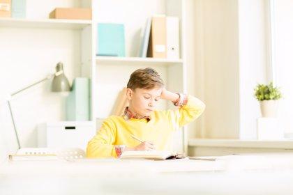 Los exámenes, principal causa de estrés infantil