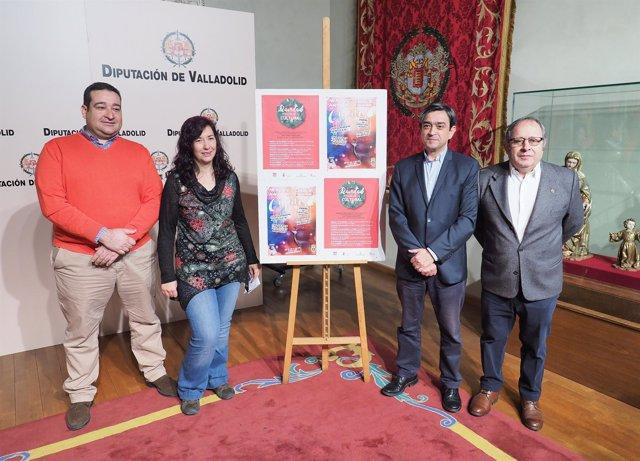 Valladolid.- Presentación programación navideña Cigales