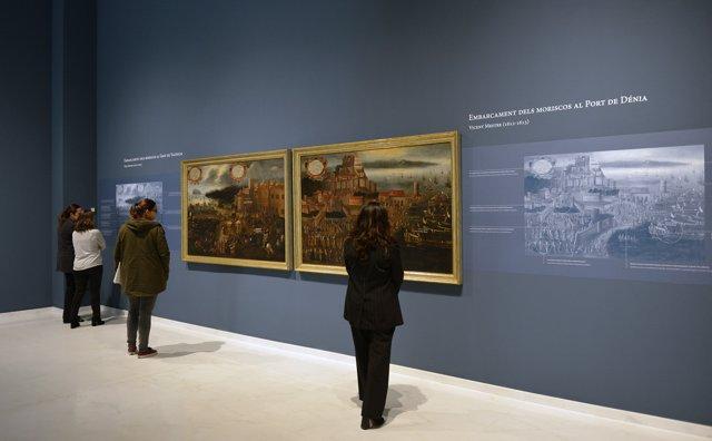 Exposición 'La expulsión de los moriscos'