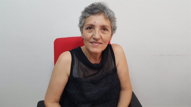 La eurodiputada Lídia Senra.