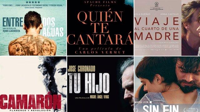 5 Películas Participadas Por Canal Sur Y El Documental 'Camarón', En Los Goya