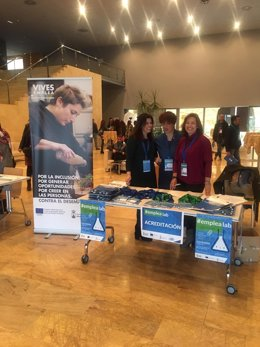 Presentación de la jornada 'Vives Emplea' acoge en Alcalá de Guadaíra