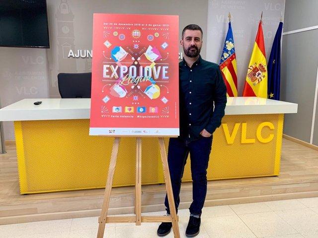 Presentación de Expojove