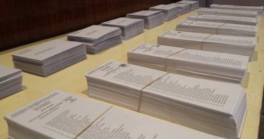 Els partits van gastar 11,7 milions en la campanya del 21D i tots van complir la llei (Europa Press - Archivo)