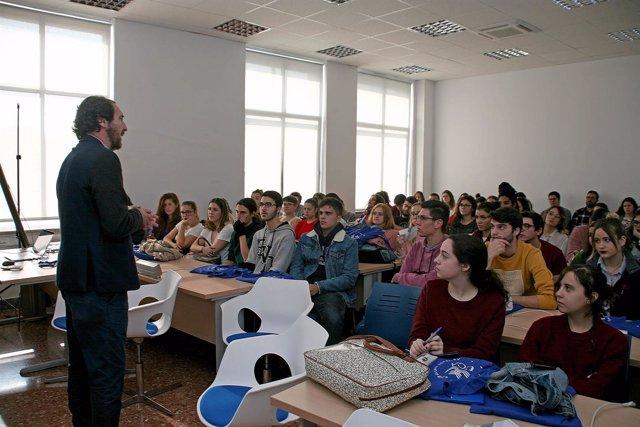 Jornadas sobre el lenguaje de la Universidad de Cádiz
