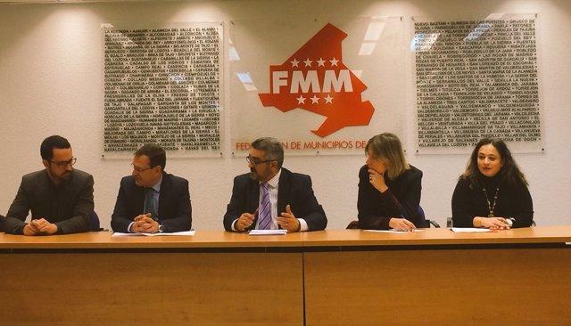 Reunión FMM, Comunidad y Red de Inmigración