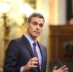 Sánchez alerta a Casado que s'està posant a les mans de Vox i aconsella a Cs allunyar-se d'aquesta Espanya