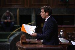 Rivera retreu a Sánchez que li valgui la resposta de Torra i l'avisa que a Catalunya podria haver-hi