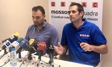 Uspac critica que s'estan demanant informes a agents dels Mossos per la investigació de Fiscalia (Europa Press - Archivo)