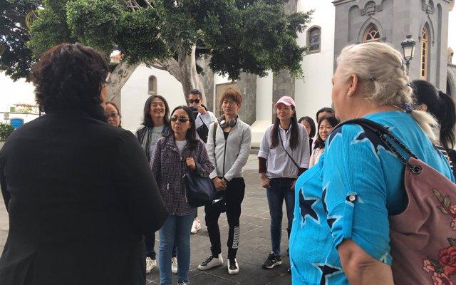 Sanmao, la popular escritora china que desde Canarias hizo viajar a sus paisanos a través de sus libros