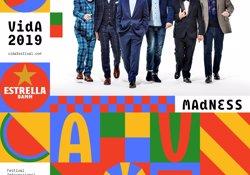 Vida Festival se suma a Madness com a cap de cartell (VIDA FESTIVAL)