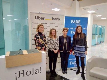 Liberbank y FADE impulsan el programa 'Educación financiera para emprendedoras'