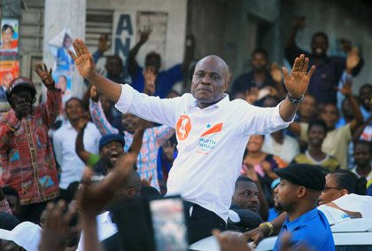 Al menos un muerto por disparos de la Policía congoleña para dispersar a partidarios de un candidato opositor