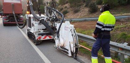 La Diputación de Barcelona inicia las obras para canalizar fibra óptica en Dosrius y Òrrius