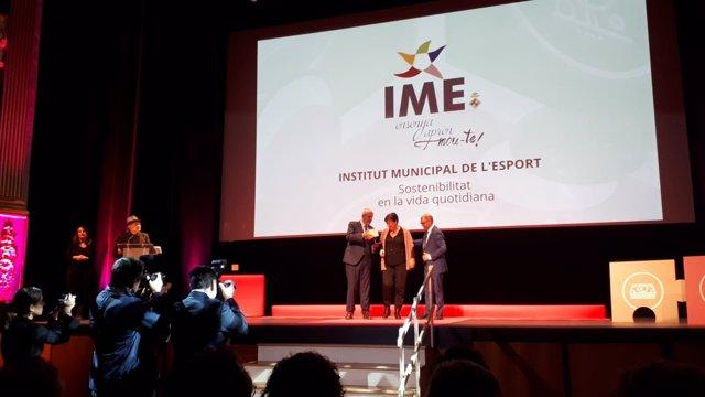 Premio Consell de Mallorca al IME