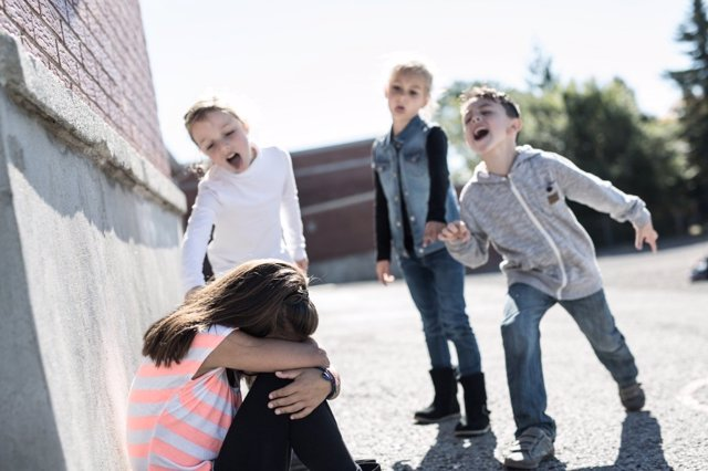 El bullying aumenta en España un 20% anual