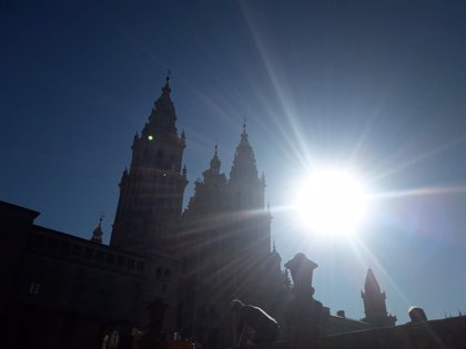 El otoño gallego ha sido muy cálido debido a las temperaturas de septiembre, el mes más caluroso de la serie histórica