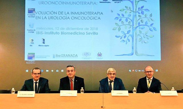 Curso de Urooncoinmunoterapia celebrado en Sevilla