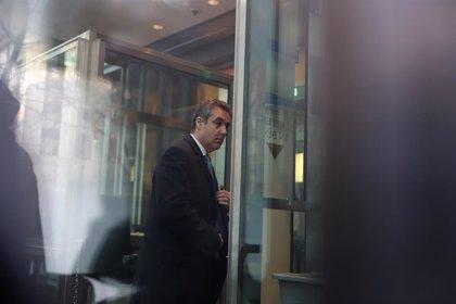 Michael Cohen, exabogado personal de Trump, condenado a tres años de cárcel