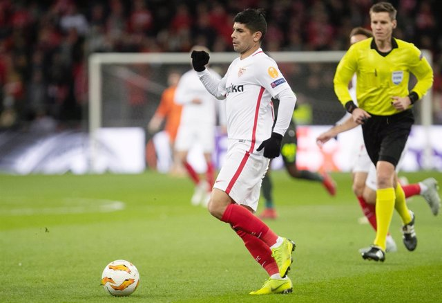 FOOTBALL - UEFA EUROPA LEAGUE - STANDARD LIEGE v SEVILLA FC