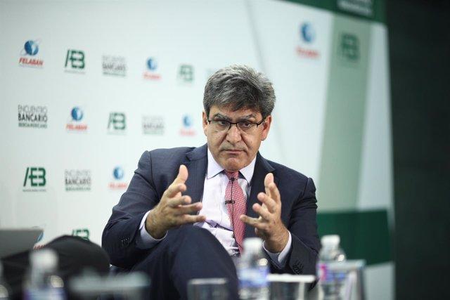 José Antonio Álvarez en el Encuentro Bancario Iberoamericano