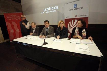 La Xunta propone crear una mesa de trabajo con las asociaciones de Amigos del Camino de Santiago