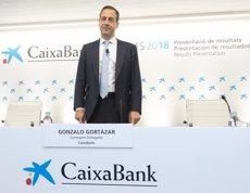 "Gortázar (CaixaBank) adverteix que les fusions bancàries poden ser un ""fre o un al·licient"" (CAIXABANK - Archivo)"