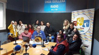 """Sale a la venta el """"roscón de reyes solidario"""" de Guillena en respaldo al joven afectado por amputaciones"""
