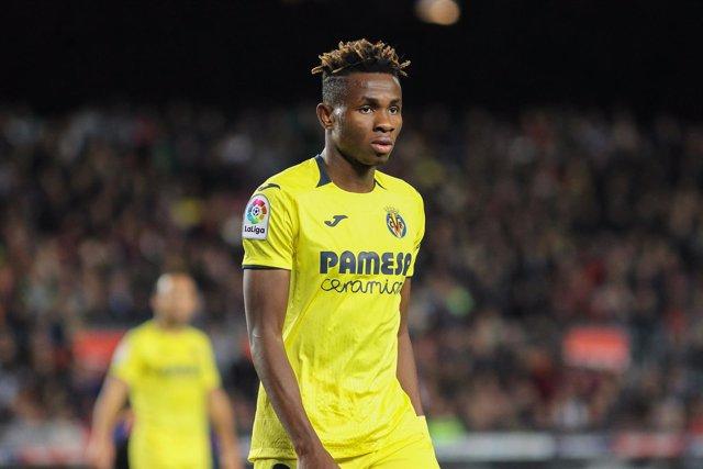 Soccer: La Liga - FC Barcelona v Villarreal