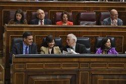 Policia i Mossos aborden el Consell de Ministres de la Casa Llotja encara que el dispositiu està