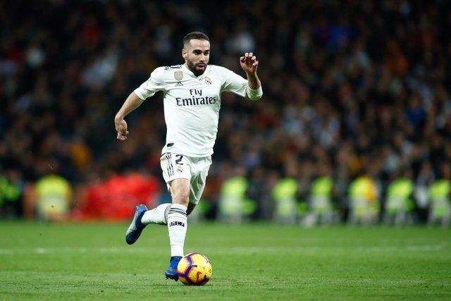 Soccer: La Liga - Real Madrid v Valencia