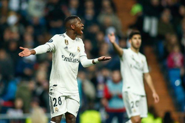 Soccer: Champions League - Real Madrid v CSKA Moskova
