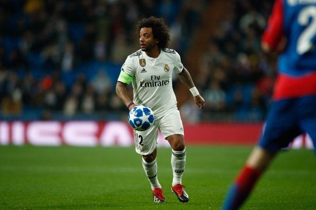 Soccer: Champions League - Real Madrid v CSKA Moskova