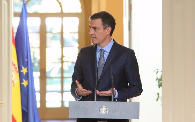 Pedro Sánchez promete visitar Ceuta como presidente 'antes de las elecciones autonómicas'