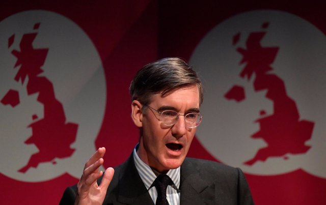 Jacob Rees-Mogg, diputado conservador